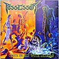POSSESSOR City Built With Skulls Purple Original Vinyl