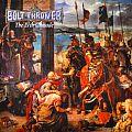 BOLT THROWER The IVth Crusade Original Blue/White Splatter Vinyl