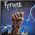 TYRANT Fight For Your Life Original Vinyl