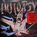 Other Collectable - Autopsy Severed Survival Coloured Red Splattered Spleen Original Vinyl