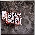 "LOCK UP / MISERY INDEX Thus The Beast Decapitated / Siberian Split 7"" Original Violet Vinyl"