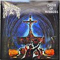 MESSIAH Choir Of Horrors Clear/Blue Original Vinyl