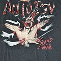 TShirt or Longsleeve - Autopsy Severed Survival original shirt from 1989