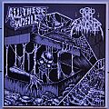 "All These While... / Nunslaughter Split 7"" Original Blue Vinyl"
