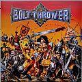 BOLT THROWER War Master Original Orange Vinyl