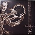 Goatwhore ‎– Vengeful Ascension Sepia with White Splatter Coloured Vinyl