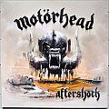 MOTÖRHEAD Aftershock Amber Marbled Original Vinyl