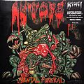 Other Collectable - Autopsy Mental Funeral Limited Edition Coloured Original green Vinyl