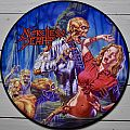 Merciless Death ‎– Evil In The Night Picture Disc Vinyl Tape / Vinyl / CD / Recording etc