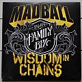 "Madball / Wisdom In Chains ‎– The Family Biz 7"" Green Vinyl"