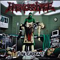"Haemorrhage - Tape / Vinyl / CD / Recording etc - haemorrhage punk carnage 9"" Original Vinyl"