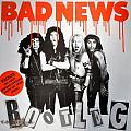 Bad News - Tape / Vinyl / CD / Recording etc - Bad News Bootleg Original Vinyl