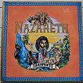 Nazareth - Tape / Vinyl / CD / Recording etc - NAZARETH  Rampant Original Vinyl