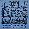 "VOIVOD/Napalm Death Forever Mountain / Phonetics For The Stupefied 7"" Original White Vinyl"