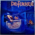 Defiance - Tape / Vinyl / CD / Recording etc - DEFIANCE – Product Of Society Vinyl