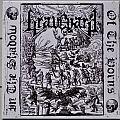 "Graveyard/Crucifyre – In The Shadow Of The Horns / Funerals 7"" Split Vinyl"