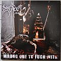 Dying Fetus ‎– Wrong One To Fuck With Green Vinyl Tape / Vinyl / CD / Recording etc