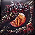 EVIL INVADERS In For The Kill Gold Coloured Vinyl
