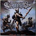 EXMORTUS Slave To The Sword Original Vinyl