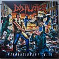 Distillator - Tape / Vinyl / CD / Recording etc - DISTILLATOR Revolutionary Cells Original Green Vinyl