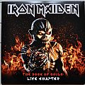 Iron Maiden ‎– The Book Of Souls: Live Chapter Vinyl Tape / Vinyl / CD / Recording etc