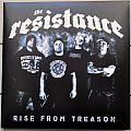 "THE RESISTANCE Rise From Treason 7"" Original Vinyl"