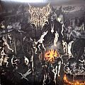 DEFEATED SANITY Chapters Of Repugnance Original Orange Vinyl