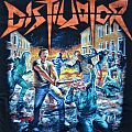 Distillator - TShirt or Longsleeve - DISTILLATOR Revolutionary Cells Tour Shirt