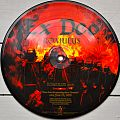"Other Collectable - EX DEO / SWASHBUCKLE Romulus / Cruise Ship Terror Split 7"" Picture Disc Original Vinyl Single 500 Copies"