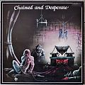 CHATEAUX Chained And Desperate Original Vinyl
