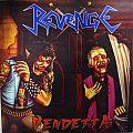 REVENGE Vendetta Original Blue Vinyl