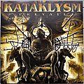 KATAKLYSM Prevail Original Nuclear Green Vinyl