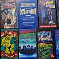 Other Collectable - Old Metal VHS Cassettes #4