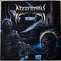 "Defecation - Tape / Vinyl / CD / Recording etc - Defecation – Reborn 7"" Blue Vinyl"