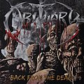 Obituary - Tape / Vinyl / CD / Recording etc - Obituary ‎– Back From The Dead Red Translucent Coloured Vinyl