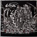 "Sodom - Tape / Vinyl / CD / Recording etc - Sodom – Partisan 10"" Green Vinyl"
