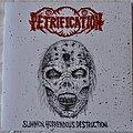 "Petrification - Tape / Vinyl / CD / Recording etc - Petrification – Summon Horrendous Destruction 7"" Vinyl"