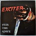 "Exciter - Tape / Vinyl / CD / Recording etc - Exciter – Feel The Knife 12"" EP Vinyl"