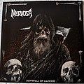 Nervosa – Downfall Of Mankind Silver Vinyl