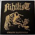Nihilist - Tape / Vinyl / CD / Recording etc - Nihilist  – Carnal Leftovers Vinyl