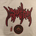 Immolation - Patch - Ondskefulla Patches