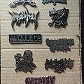 Immolation - Pin / Badge - Sjuka pins