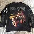 CRADLE OF FILTH Rape and Ruin of Europe tour longsleeve TShirt or Longsleeve