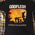 Godflesh - TShirt or Longsleeve - GODFLESH Streetcleaner shirt