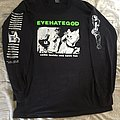 EYEHATEGOD Come Inside and Have Fun tour shirt