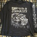 HUMAN REMAINS Admirations Most Deep and Foul TShirt or Longsleeve