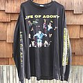 LIFE OF AGONY Lost At 22 Tour shirt US