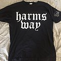 HARMS WAY no gods no masters shirt