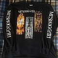MESHUGGAH Destroy Erase Improve TOUR 95 TShirt or Longsleeve