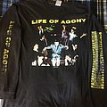 LIFE OF AGONY Lost At 22 US TOUR longsleeve TShirt or Longsleeve